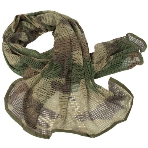 Filet/ écharpe camouflage