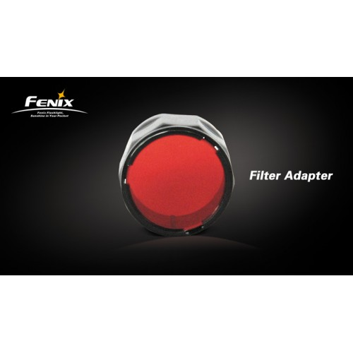 Filtre rouge adapter AOF-S+ Fenix