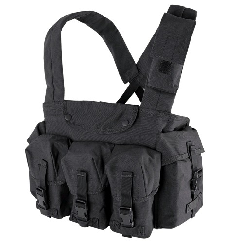 CHEST RIG AK CONDOR  NOIR