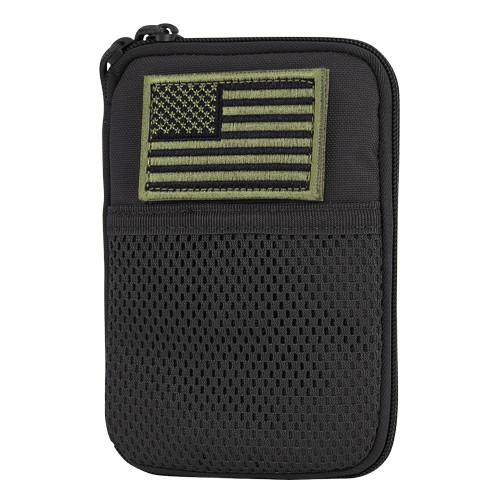 Pochette MA16 avec patch US condor noire