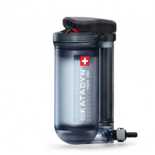 Katadyn Hiker Pro filtre transparent