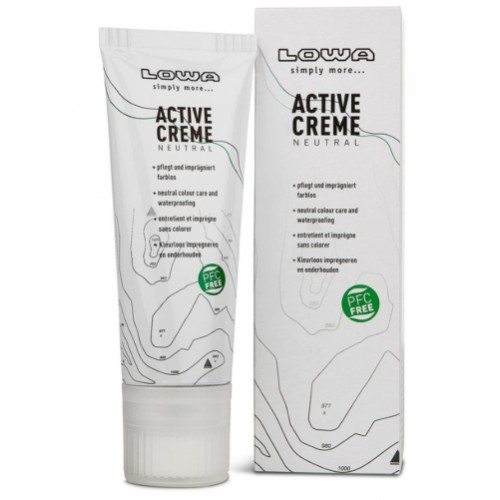 Crème Active incolore
