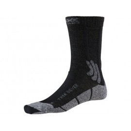 Chaussettes X-Socks Trek Silver Men 35-38