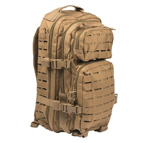 Sac à dos US Assault laser cut 20 lt coyote