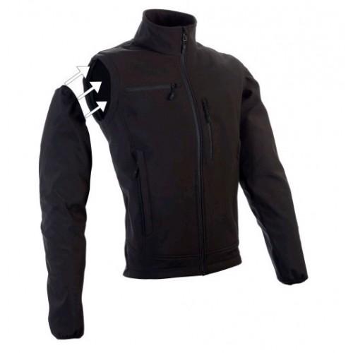Vest softschell Dynamic noir