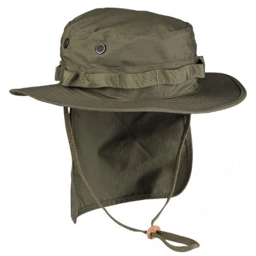 Bonnie Hat oliv