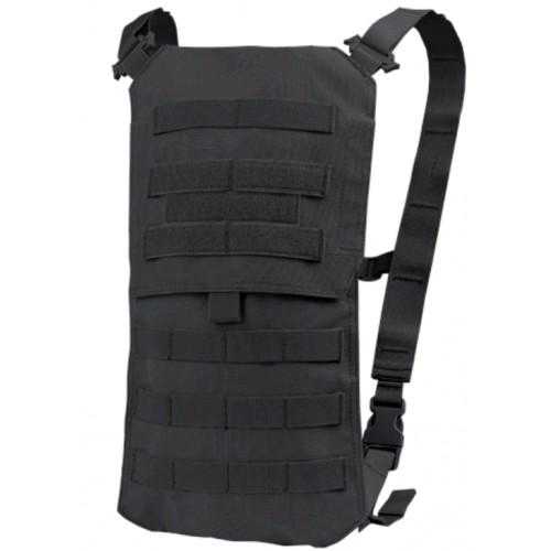 Porte sac Oasis avec sac d'hydratation 2.5 l noir