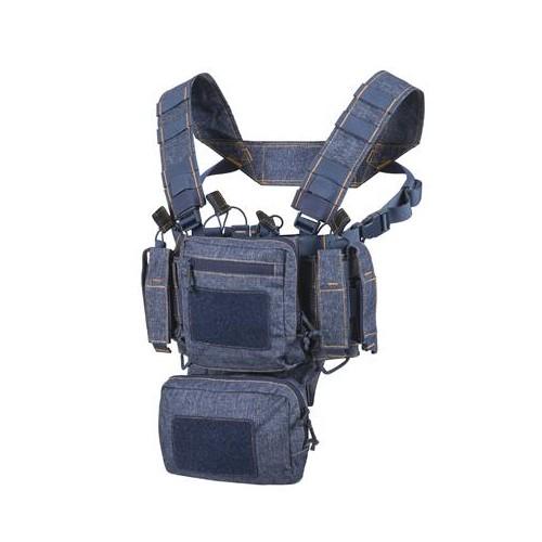Training mini Rig (TMR) - Nylon, melange Blue