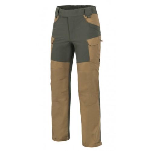 Pantalon Hybrid Outback coyote/taiga Gree